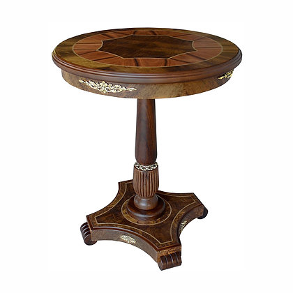005/084 Side / End Table 25.69 x 25.59 x 31.10 in