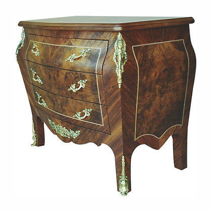 001/003 Bombe Commode 39.37 x 18.90 x 30.31 in