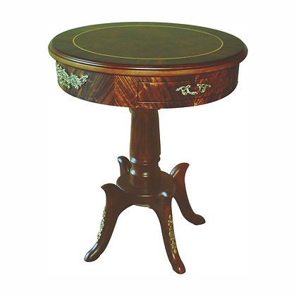 005/045  Side / End Table 21.65 x 21.65 x 31.10 in