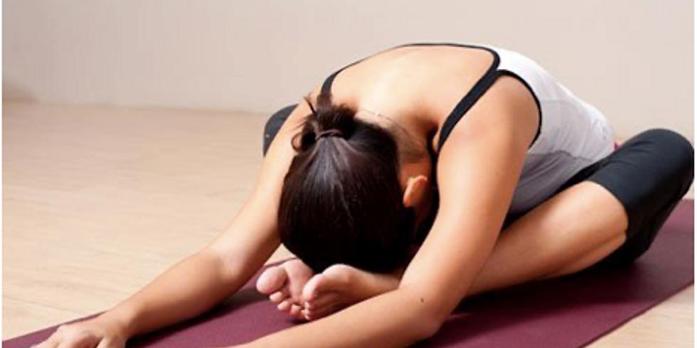 Neujahrs-Yin Yoga-Special