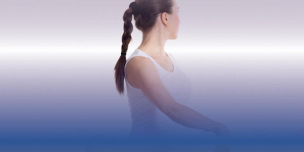 Benefiz Yoga:  Starker Rücken - Gesunde Wirbelsäule