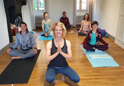 Yogaweekend Tessin Mai 2020