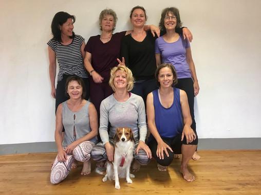 Yoga, Hike & E-Bike im Tessin, August 2019