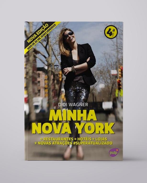 Minha Nova York – NOVA EDIÇÃO