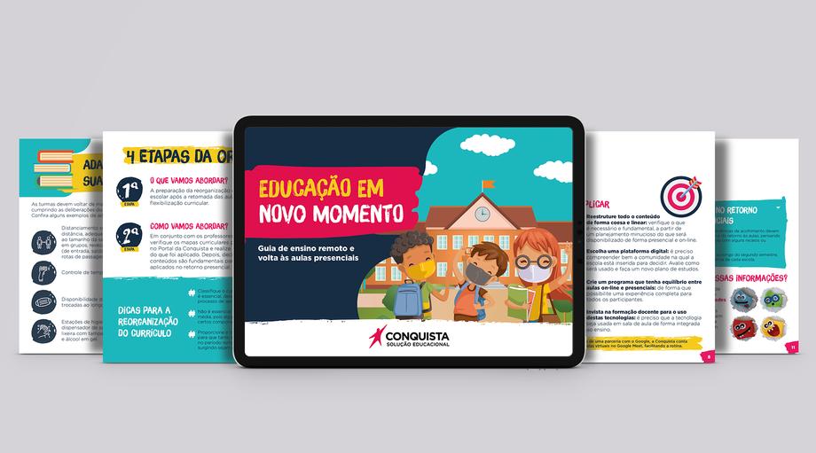 Ebook Educação em Movimento