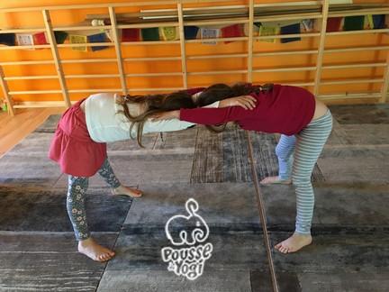 La cabane à toit plat : Voyages en yoga-2