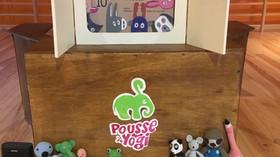 Une séance de yoga pour les petits