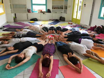 Le festival Yoga du Monde : Joie et Unité
