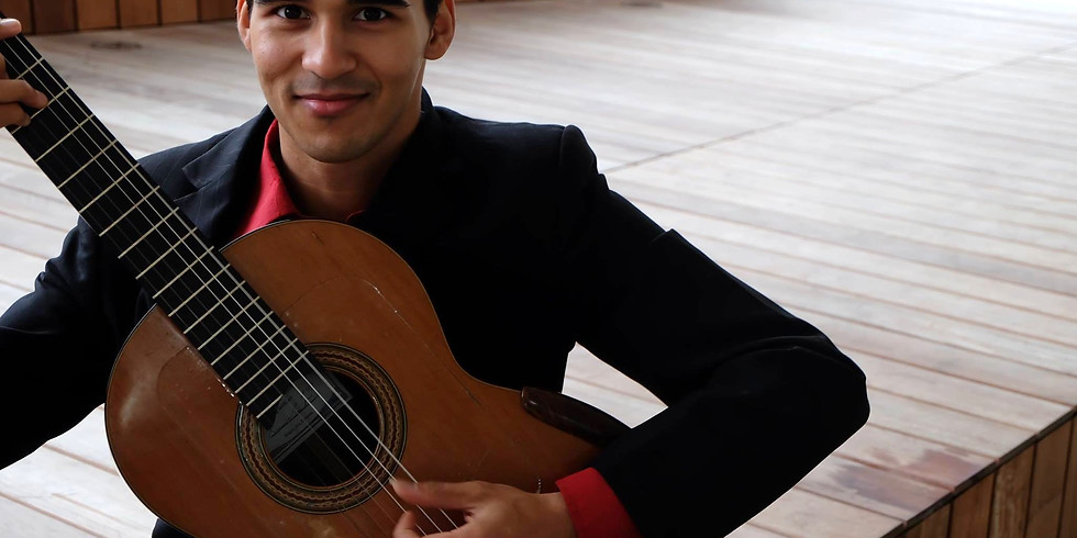 Workshop: Managing Music Performance Anxiety/Stage Fright with Daniel Ramjattan