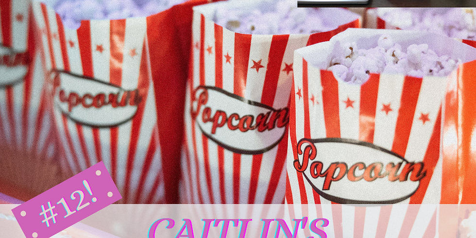 Concert: Caitlin's Cozy Concerts #12: Movies and Musicals!