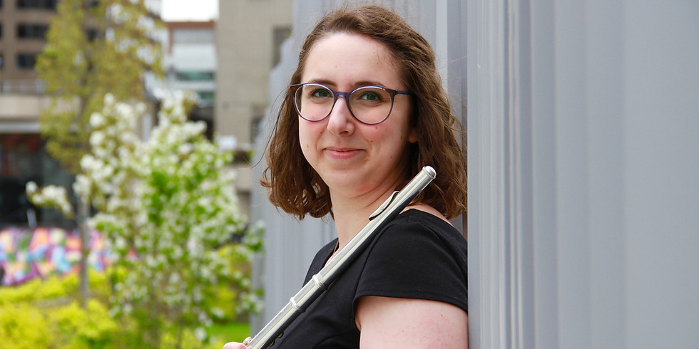 Workshop: Flute Fundamentals: The Building Blocks of Beautiful Tone with Caitlin Berger