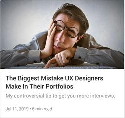 Read-Biggest-UX-Design-Mistake