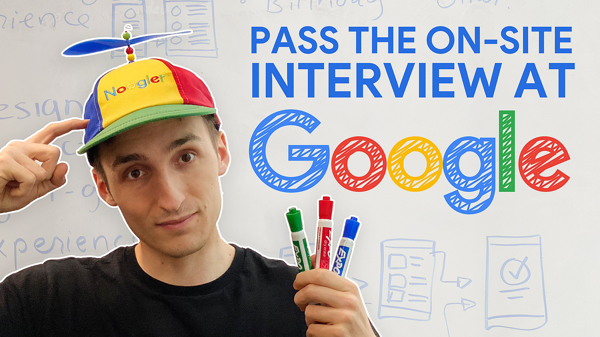 Pass the On-Site Interview at Google