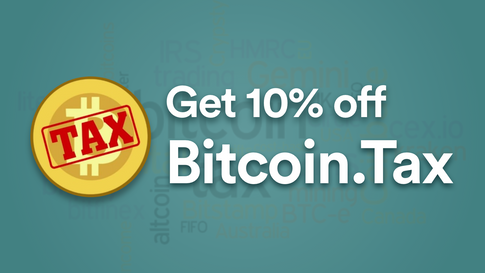 Get 10% Off Bitcoin.Tax