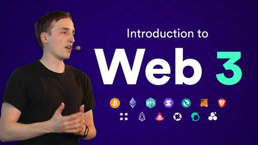 Introduction to Web 3 - Tony Aube at WAQ19
