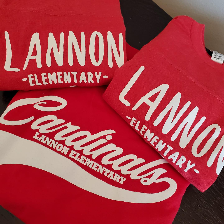 Lannon Shirts 2019-2020