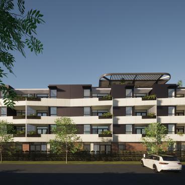 Bellfield Social housing