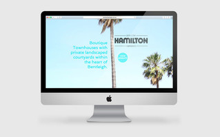 Marketing Website:  Hamilton Bentleigh