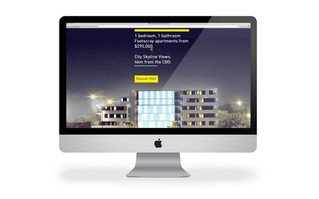 Marketing Website:  Altair Apartments