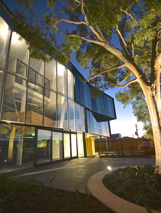 Bayside Built Environment Awards 2014 High Commendation:  Megabus Offices