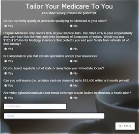 Medicare Supplement Plan Survey