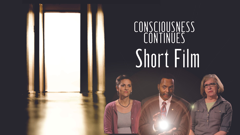 Consciousness Continues short film - English