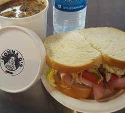 Artisan Soup / Sandwich Specials