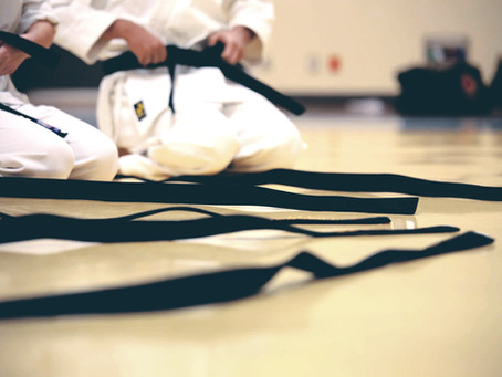 Belts & Ranks in Martial Arts vs Self-Defense