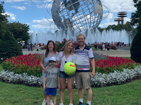 The US Open Must Better Accommodate Food Allergies & Intolerances including Celiac Disease