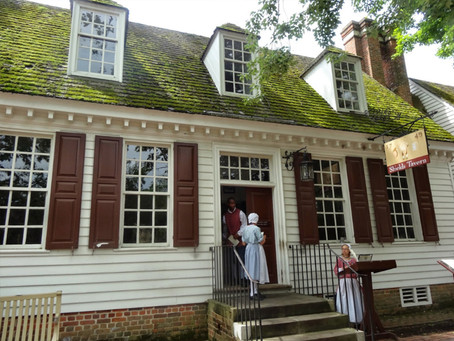Colonial Williamsburg – Lessons Learned About the Civil Rights of the Celiac Community