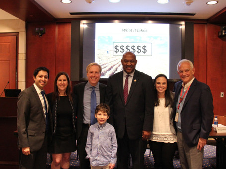 Congressional Briefing – Securing Significant Federal Funding for Celiac Disease Research