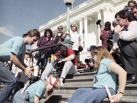 Celebrating the 30th Anniversary of the Americans with Disabilities Act