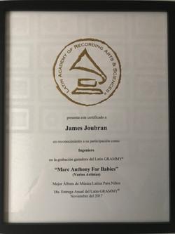 Grammy Certificate_1
