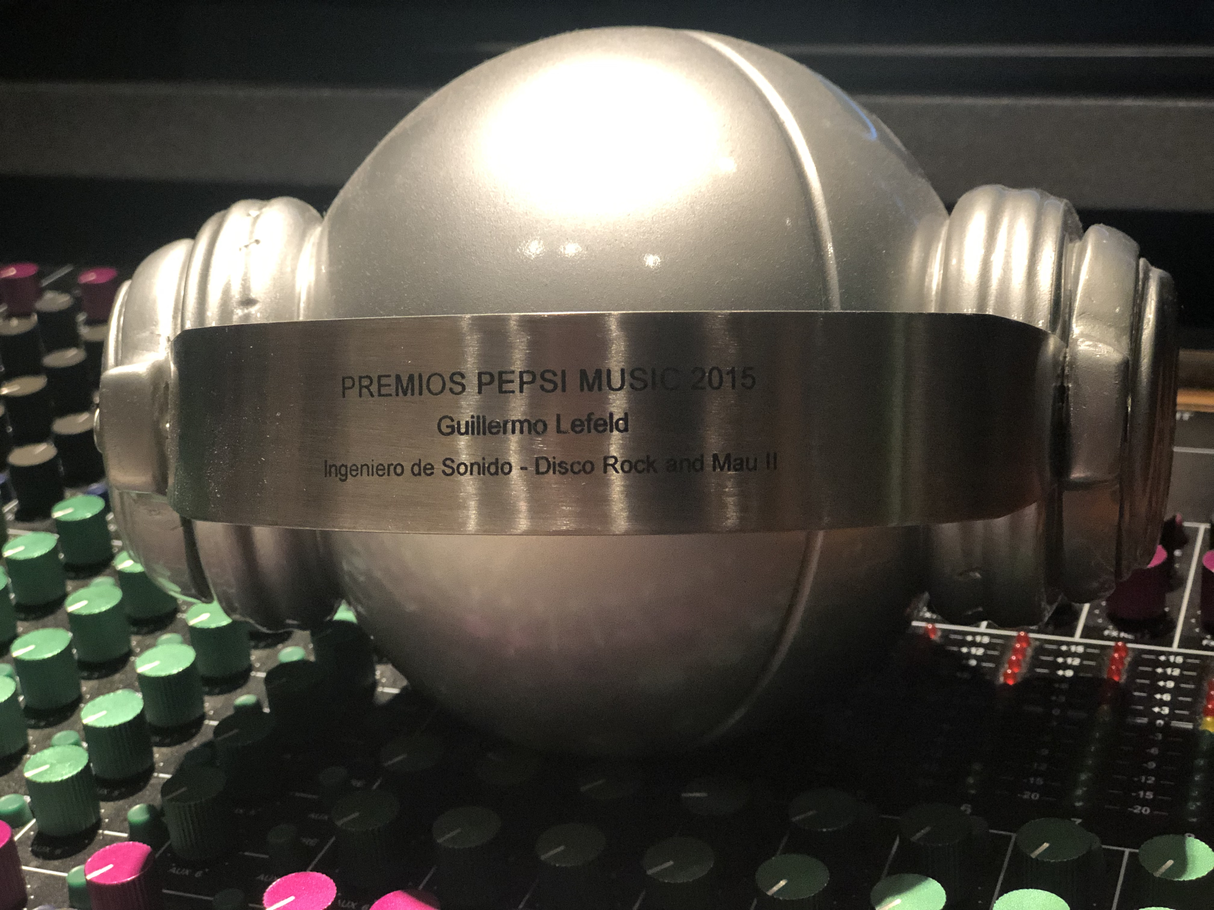 2015 Pepsi Music Award