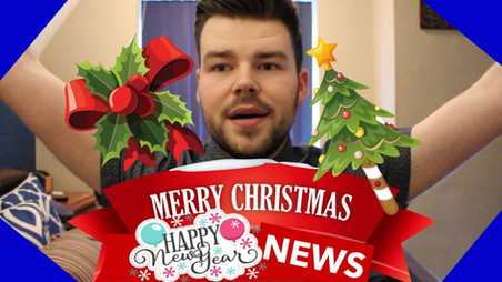 Merry Christmas and A Happy New Year With an Update!