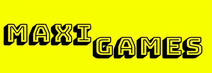 MaxiGames Logo