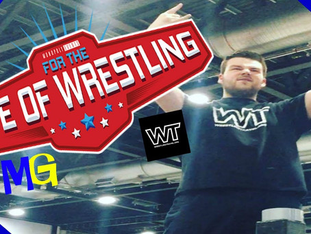 The Love of Wrestling - Video Is Now Available