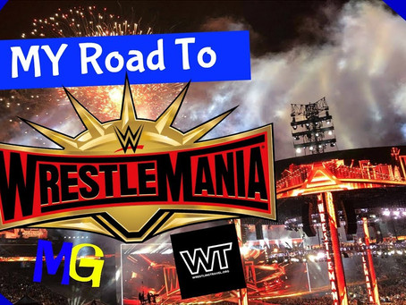 WrestleMania - Video Is Now Available