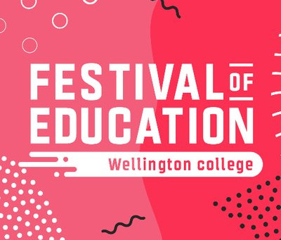Max To Speak At Festival of Education!