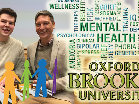 Oxford Brookes Mental Health Speech! - Video Is Now Available