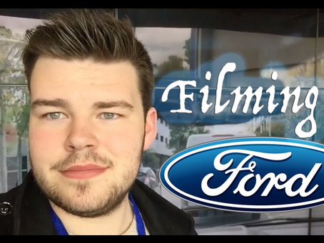 Ford Advert - Video Is Now Available