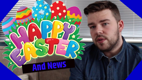 Happy Easter and News!