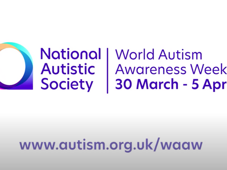 Max Featured in National Autism Society Autism Awareness Week Video!