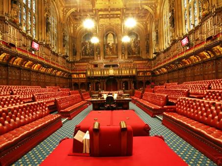 Max's Speech at Parliament!