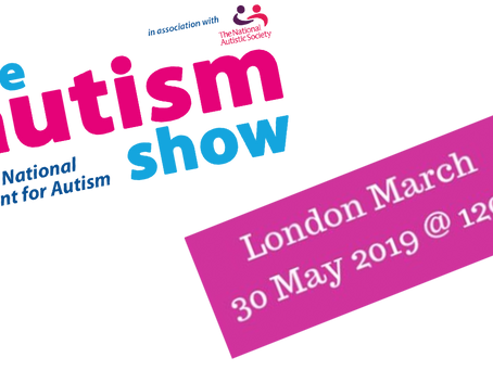 Max To Speak at The Autism Show and The London March!