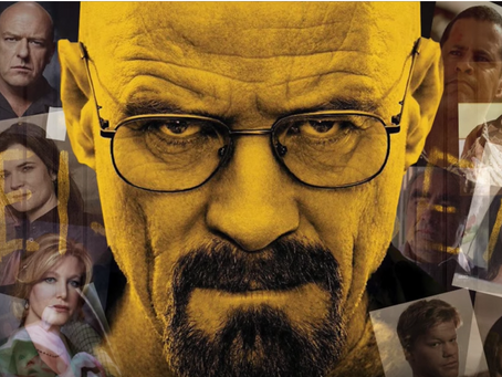 Breaking Bad Inducted Into Max J Green Hall of Fame