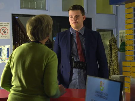 Max Is Going To Be On BBC Doctors Again!