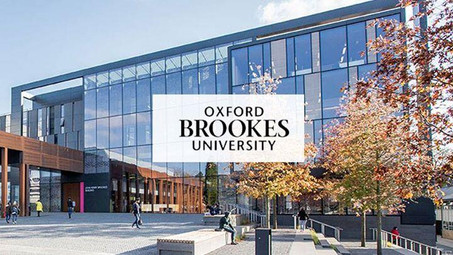 Max Makes Surprise Virtual Speech at Oxford Brookes University!