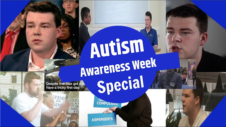 Autism Awareness Special Video!