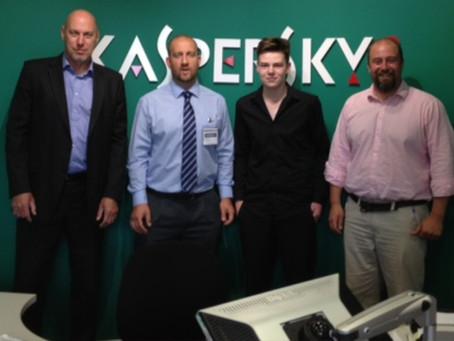 Kaspersky Work Experience